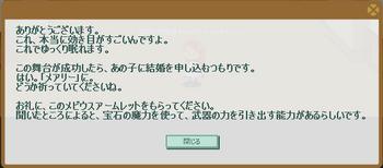 2011・09・26 サブクエ24 初級2 納品コメント.png