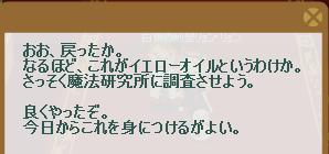 2012・01・31 st15メインクエスト 2-② 納品コメント イエローオイル.png