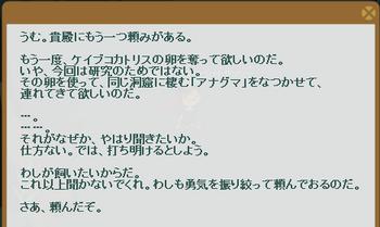 2013・06・29 マリスのクエスト 7-1 問題 アナグマ連行.png