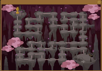 2013・08・15 11:20 悪意の洞窟② MAP 全49マス.png