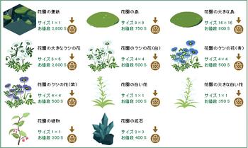 2014・08・02 家具ギルド 113 ドライアド 10 メリロの花 眠りの花園 2000.png