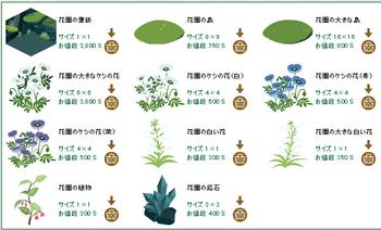 2018・06・02 家具ギルド 303 ドライアド メリロの花 10 花園.png